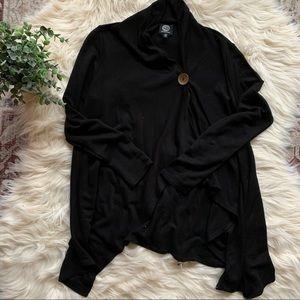 ❤️BOBEAU❤️Loose Cardigan Cape sweater